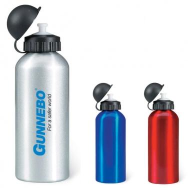 Bidón de agua metalizado personalizado