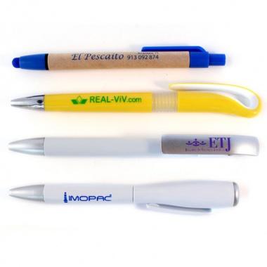 Bolígrafos Personalizados - Regalo Promocional