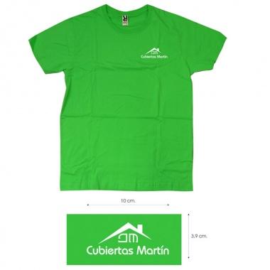 Camisetas personalizadas en Las Rozas