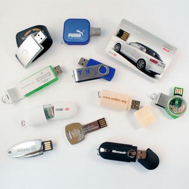 Memorias USB Personalizadas | Regalo Promocional